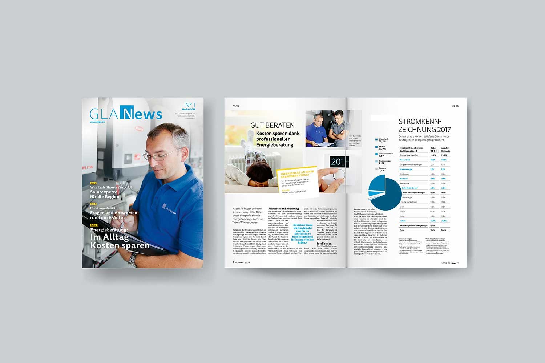 Energiemagazine, Glarus Nord