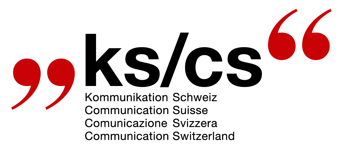 Logo Kommunikation Schweiz