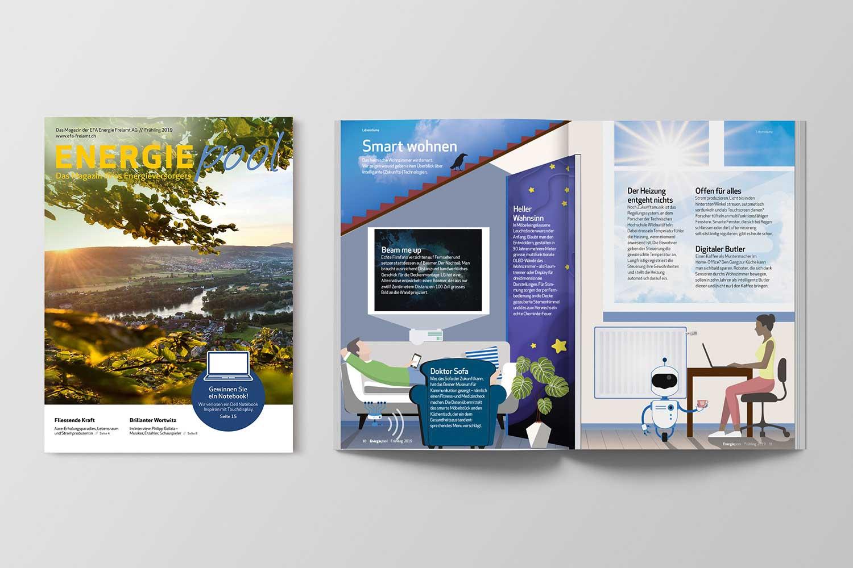 Energiemagazine, Energiepool Frühjahr 2019