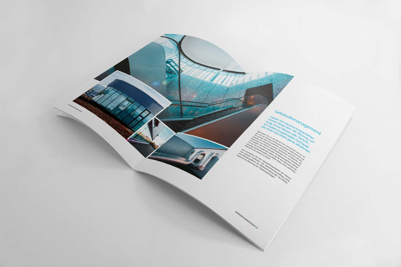 Arco Immobilien, Broschüre