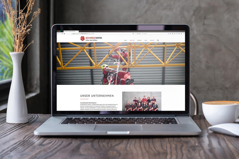 Schweizwerk Website