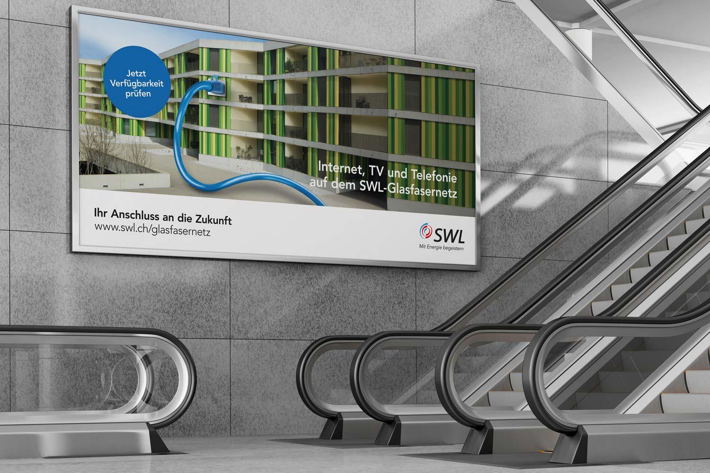 SWL Glasfasernetz, Plakat F12 Widmi