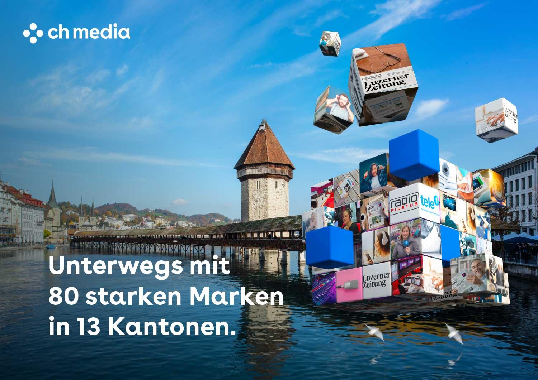 CH Media, Verkaufspräsentation, Luzern