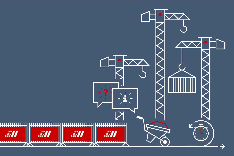 SBV Flyer Mitgliederwerbung Illustration
