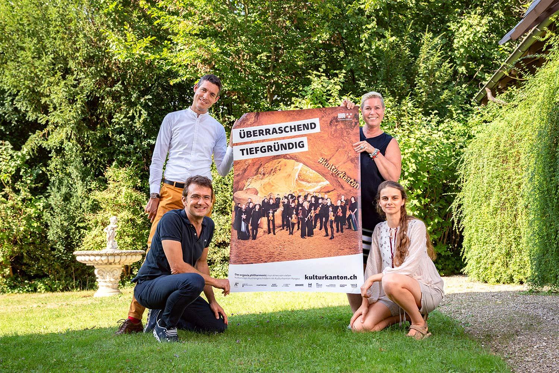 Kulturkanton, Argovia Philharmonic