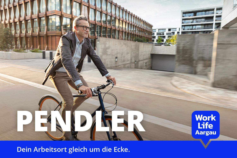 Work Life Aargau, Sujet Pendler